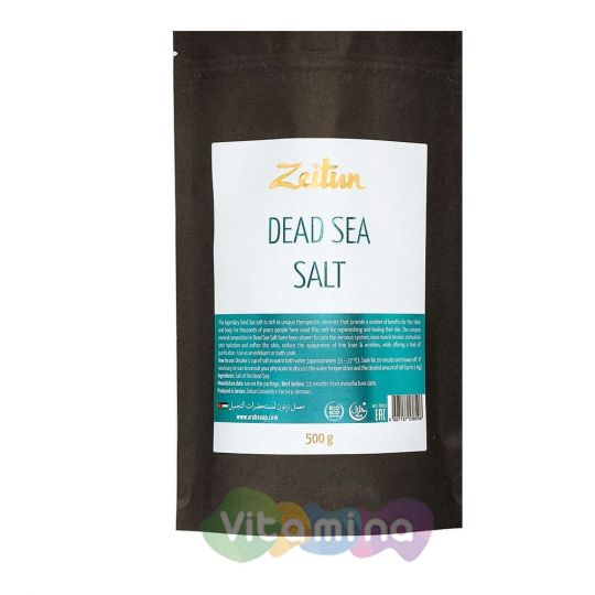 Соль Мертвого моря Зейтун