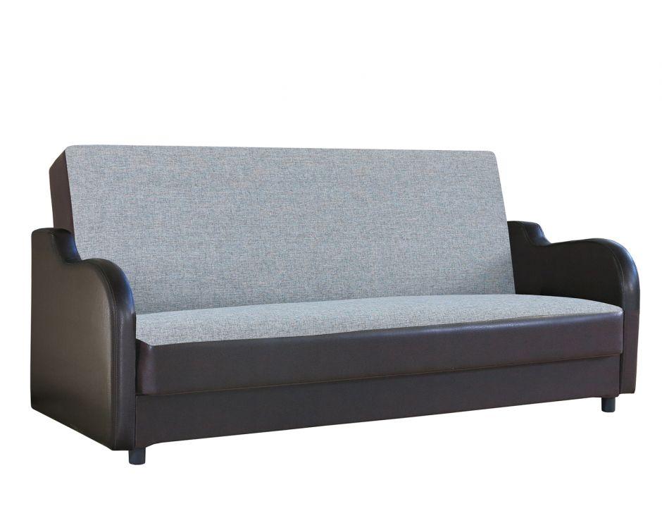 Диван-кровать Классика В шенилл серый