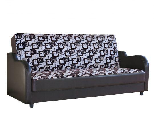 Диван-кровать Классика В шенилл ромб