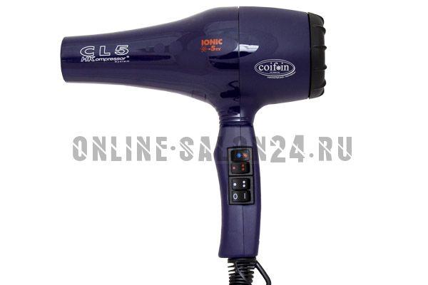 Фен Coif*in Classic 5 2100W синий CL5H Ionic