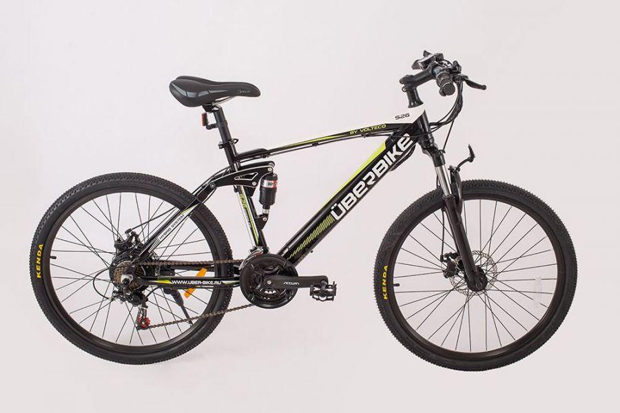 Электровелосипед Volteco UBERBIKE S26 48V 350W