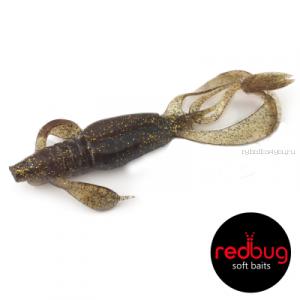 Мягкая приманка Redbug CrayFish 70 мм / упаковка 6 шт / цвет:01