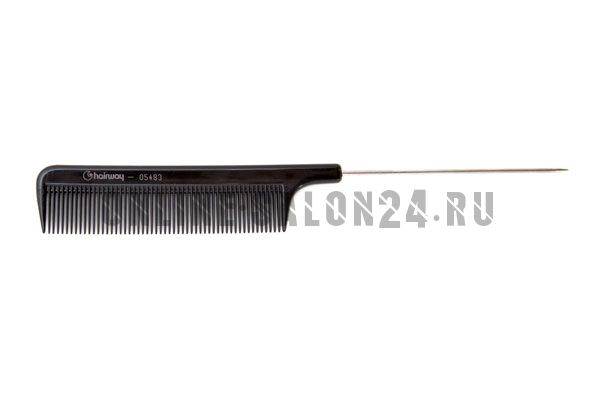 Расческа Hairway Excellen мет.хвост 215 мм