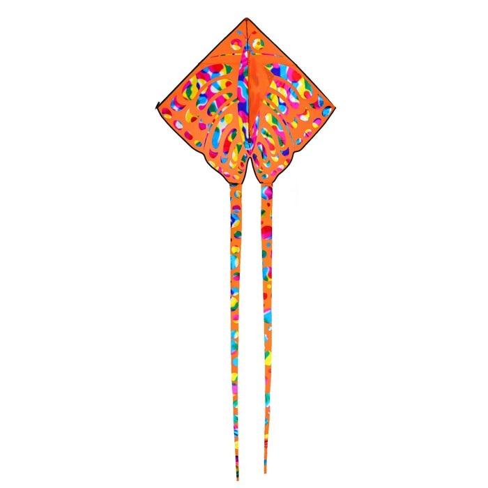 Воздушный змей СИЯНИЕ 100Х320 СМ