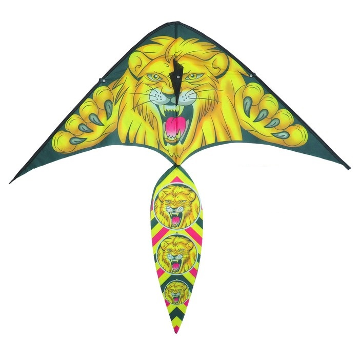 Воздушный змей ЛЕВ 100Х90 СМ