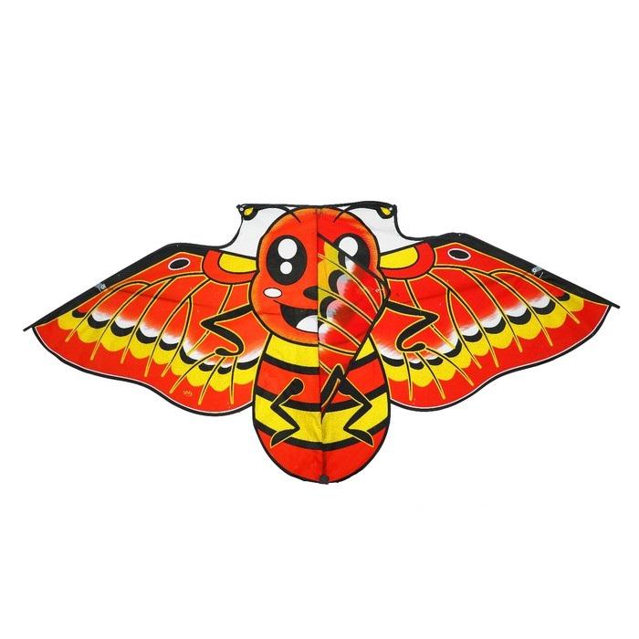 Воздушный змей ПЧЕЛКА 140Х70 СМ