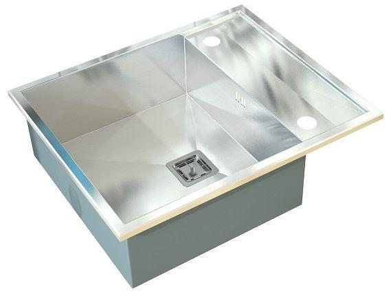 Врезная кухонная мойка ZorG INOX X-6250