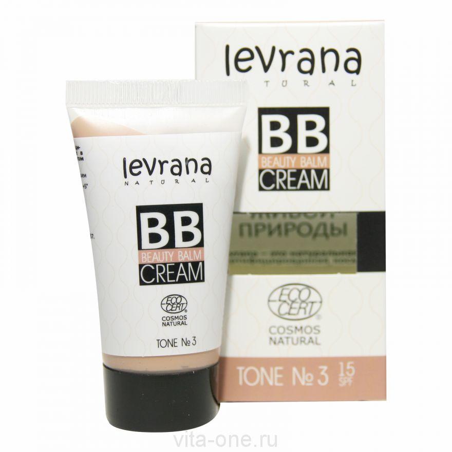 BB-крем тон №3 Levrana (Леврана) 30 мл