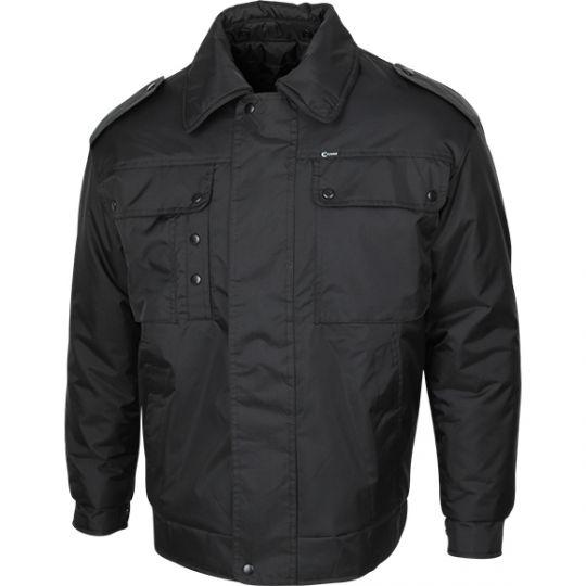 Куртка зимняя Дельта Черная