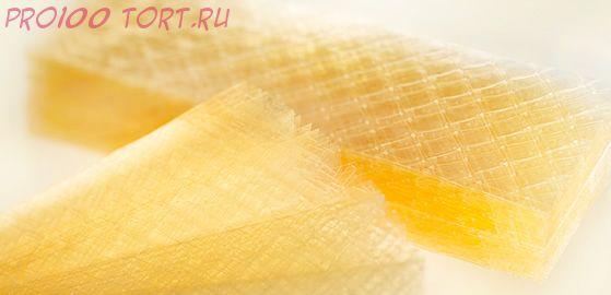 Желатин листовой  EWALD 5 шт./уп. (25 гр.)