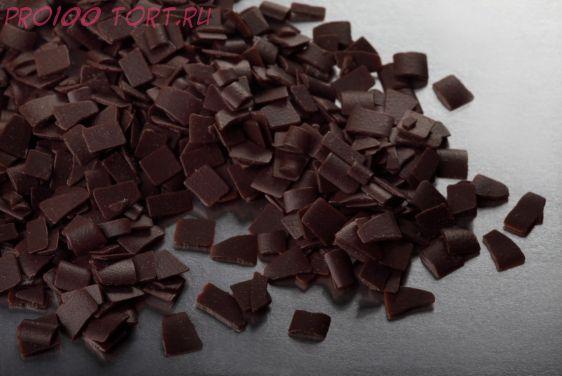 Крошка ТЁМНАЯ шоколадная 100 гр.