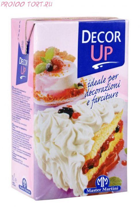 Сливки растительные ДЕКОР АП   (Dekor Up) 1 литр. 28% жирности