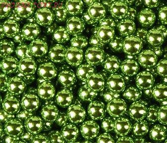 Шарики Зелёные Хром (d6 мм) 50 гр.