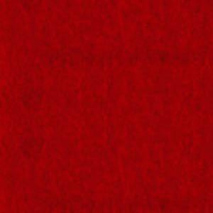 Фетр, 1 мм, 20*30 см, Красный бархат