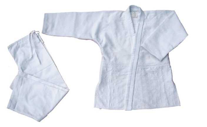 Кимоно для дзюдо ATEMI белое AX7