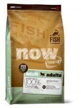 NOW Natural holistic Беззерновой для взрослых собак малых пород с форелью, лососем и овощами Fresh Small Breed Recipe Fish Grain Free, 5,45 кг