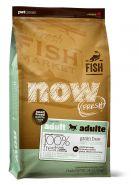 NOW Natural holistic Беззерновой для взрослых собак малых пород с форелью, лососем и овощами Fresh Small Breed Recipe Fish Grain Free, 11,3 кг