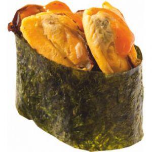 014 Острые суши с мидиями