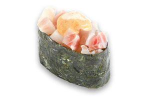 012 Острые суши с окунем