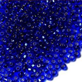 Бисер Preciosa 10/0 цв. 37050, уп 5г, Синий (5 г, 1)