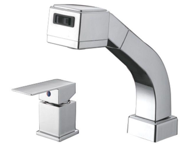 Однорычажный смеситель для кухни (мойки) ZorG ZR 155572