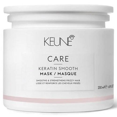 Keune Маска Кератиновый комплекс/ CARE Keratin Smooth Mask, 200 мл.