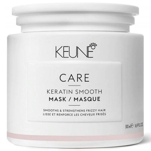 Keune Маска Кератиновый комплекс/ CARE Keratin Smooth Mask, 500 мл.