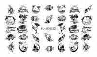Слайдер-дизайн Fonix 4132 Морской