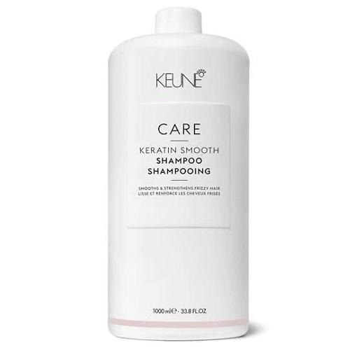 Keune Шампунь Кератиновый комплекс/ CARE Keratin Smooth Shampoo, 1000 мл.