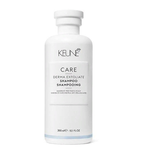 Keune Шампунь отшелушивающий/ CARE Derma Exfoliate Shampoo, 300 мл.