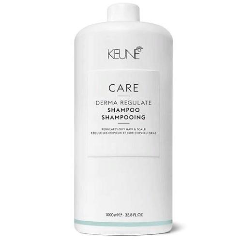 Keune Шампунь себорегулирующий/ CARE Derma Regulate Shampoo, 1000 мл.