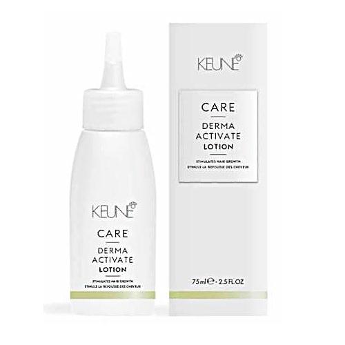 Keune Лосьон против выпадения волос/ CARE Derma Activate Lotion, 75 мл.