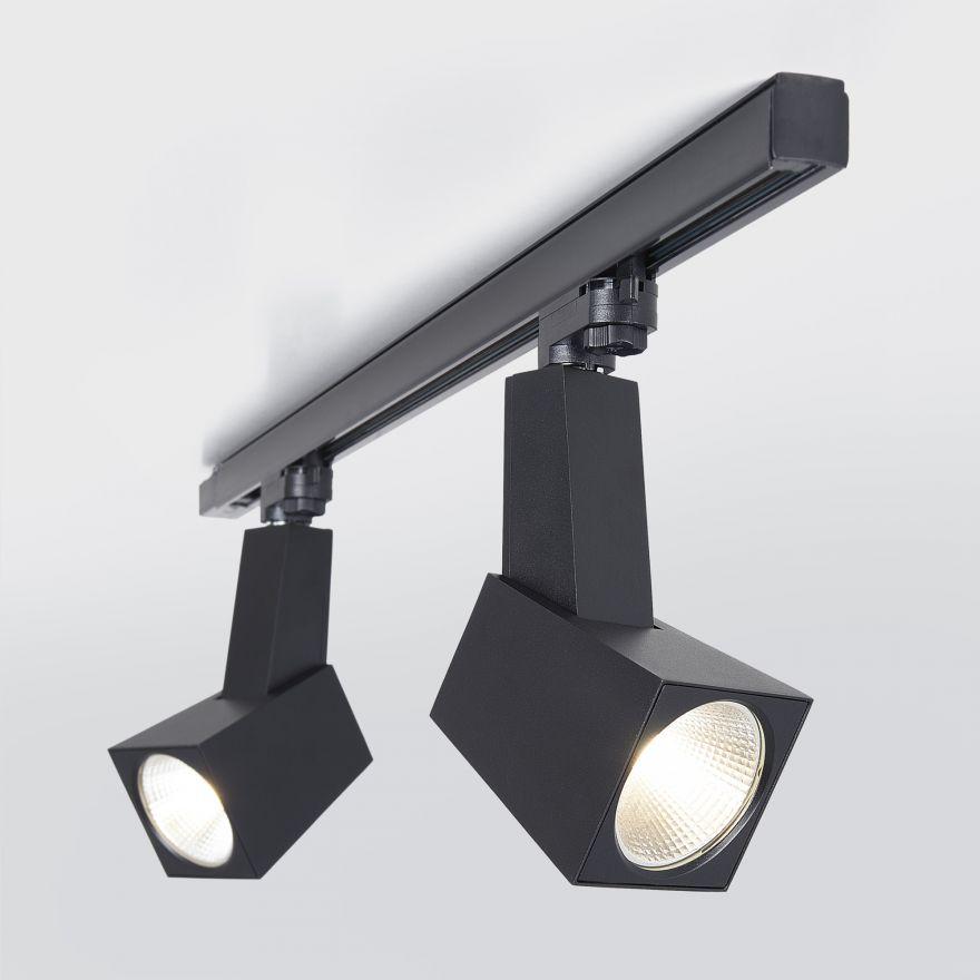 Трековый светильник на шинопровод Elektrostandard a039303
