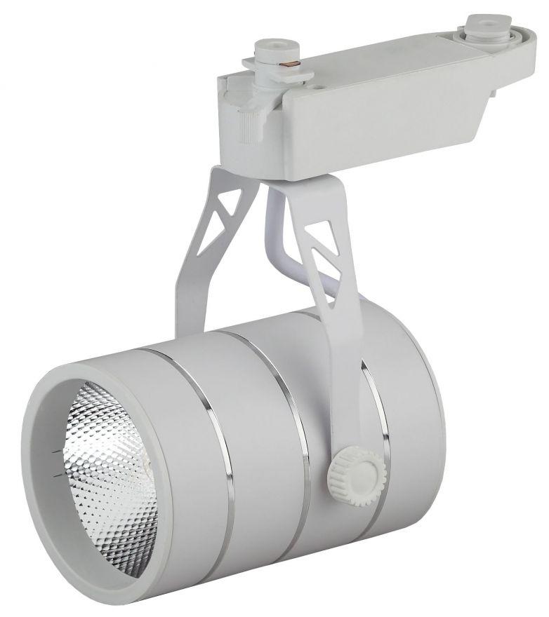 Трековый светильник на шинопровод ЭРА TR3-10 WH