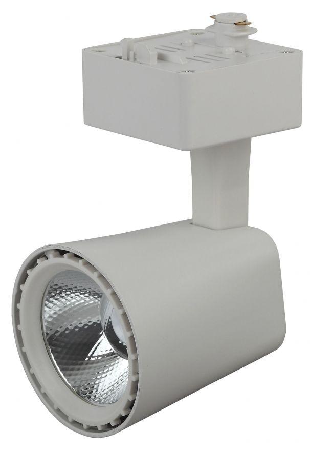 Трековый светильник на шинопровод ЭРА TR4-10 WH