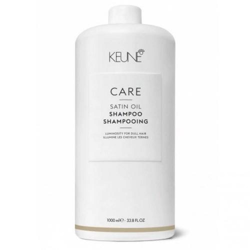 Keune Шампунь Шелковый уход/ CARE Satin Oil Shampoo, 1000 мл.