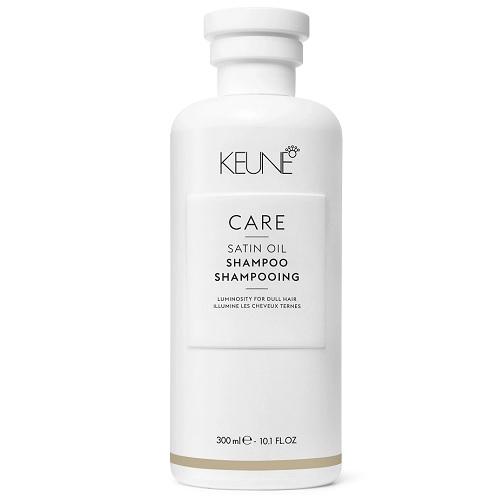 Keune Шампунь Шелковый уход/ CARE Satin Oil Shampoo, 300 мл.
