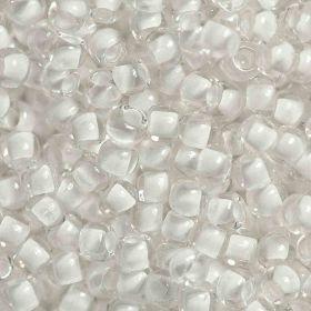 Бисер Preciosa 10/0 цв. 38602, уп 5г, Белый (5 г, 1)