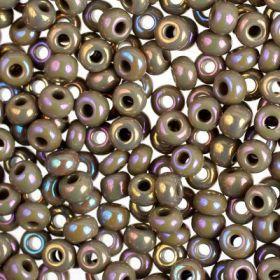Бисер Preciosa 10/0 цв. 44020, уп 5г, Серый (5 г, 1)