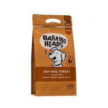 """Barking Heads Беззерновой для собак с индейкой и бататом """"Бесподобная индейка""""  12 кг"""