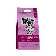 """Barking Heads Беззерновой для собак с уткой и бататом """"Восхитительная утка"""" 12 кг"""