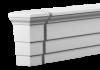 Торцевой Элемент Европласт Фасадный 4.34.232 Ш67хВ125хГ67 мм