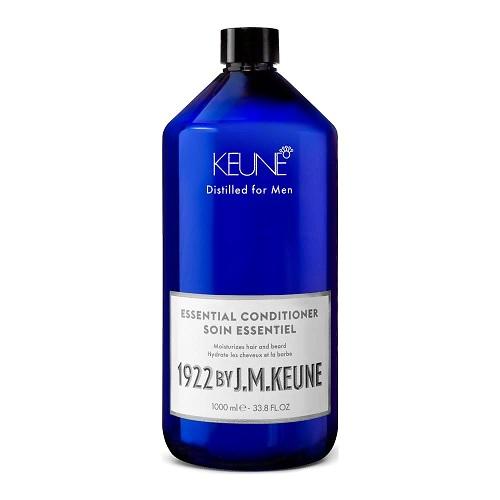 Keune Универсальный кондиционер для волос и бороды/ 1922 Essential Conditioner, 1000 мл.