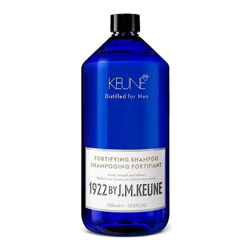 Keune Укрепляющий шампунь против выпадения/ 1922 Fortifying Shampoo, 1000 мл.
