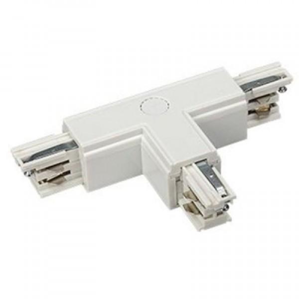 Коннектор для шинопровода Т- образный 3-фазный General G-3-TTT-IP20-R правый 580923