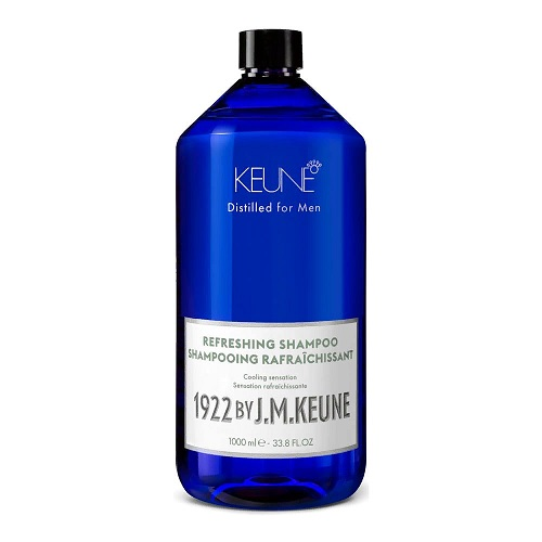 Keune Освежающий шампунь/ 1922 Refreshing Shampoo, 1000 мл.
