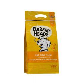 """Barking Heads Для собак с избыточным весом с курицей и рисом """"Худеющий толстячок""""  12 кг"""