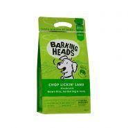 """Barking Heads для собак с ягненком и рисом """"Мечты о ягненке""""  12 кг"""