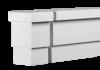 Торцевой Элемент Европласт Фасадный 4.04.132 Ш90хВ152хГ90 мм