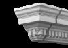 Торцевой Элемент Европласт Фасадный 4.32.232 Ш192хВ172хГ192 мм